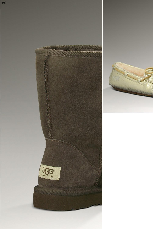 scarpe neonato tipo ugg