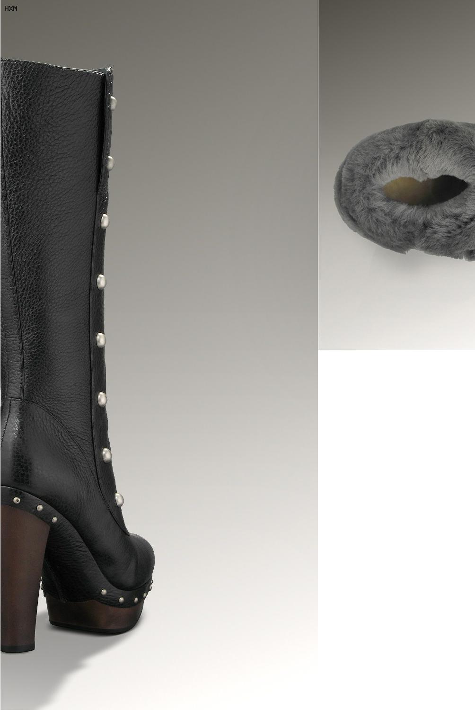 stivali di lana ugg